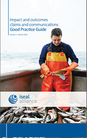 Impact and Outcome Claims and Communications Good Practice Guide