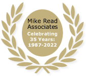 Mike Read Associates - celebrating 34 years - 1987 - 2020